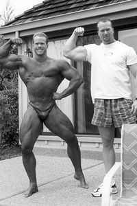 Jay and Mark McGwire