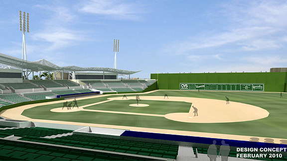 Red Sox Spring Training Concept