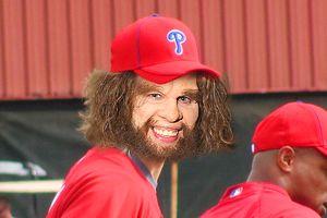 Phillies Caveman
