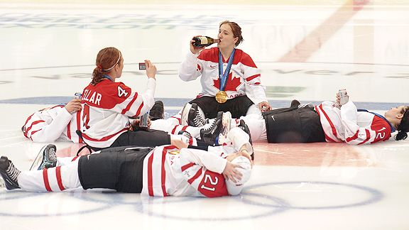 Canada Women's Hockey Team