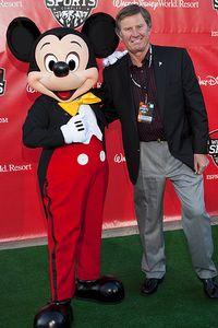 Steve Spurrier/Mickey Mouse