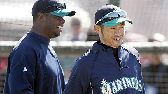 Griffey/Ichiro