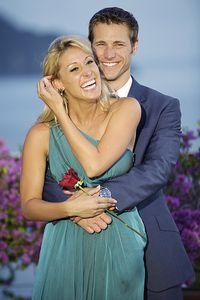 Jake Pavelka & Vienna Girardi