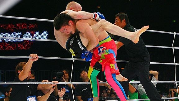 Shinya Aoki vs. Joachim Hansen
