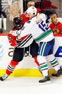 Blackhawks/Canucks