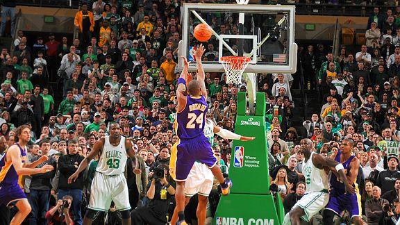New numbers on Kobe Bryant in crunch time - TrueHoop- ESPN