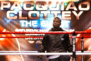 Joshua Clottey