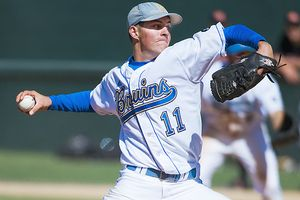 Trevor Bauer Ucla UCLA's Gerrit Cole and...