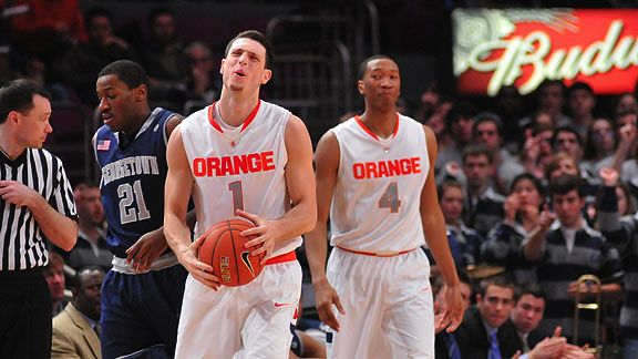Syracuse Dejection