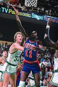 Larry Bird/Isiah Thomas
