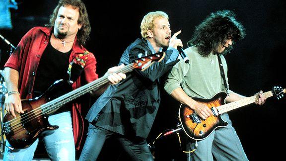 Gary Cherone/Van Halen