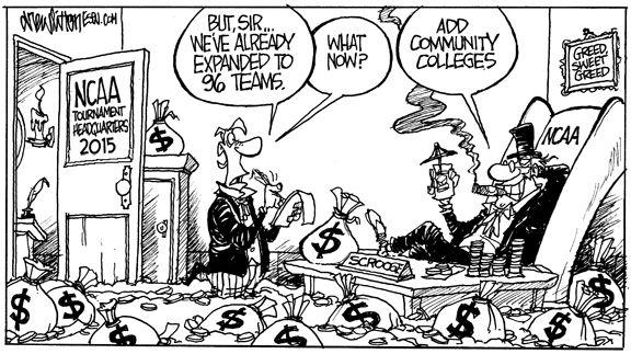NCAA Scrooge