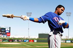 Texas Rangers, David Murphy