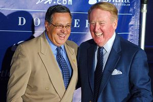 Jaime Jarrin, Vin Scully