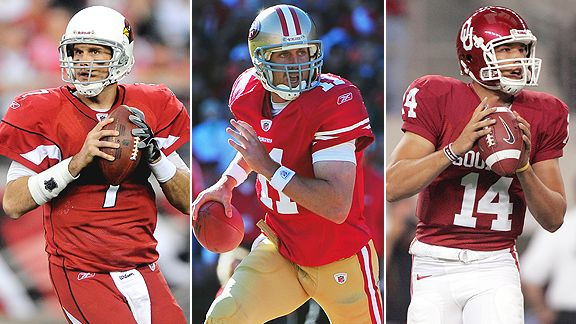 Leinart/Smith/Bradford