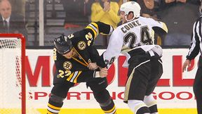 Shawn Thornton and Matt Cooke