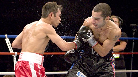 Nonito Donaire and Vic Darchinyan