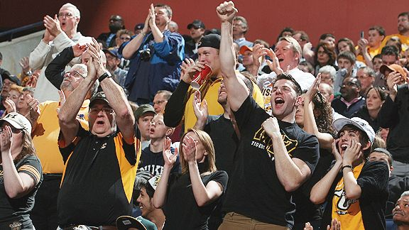 Missouri fans