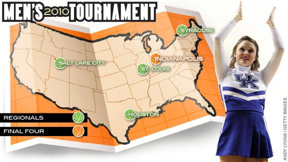 2010 Tournament Travel Guide