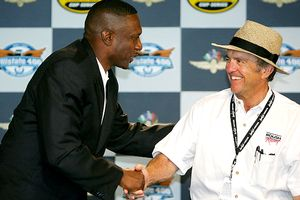 Tim Brown & Jack Roush