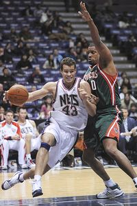 Kris Humphries and Kurt Thomas