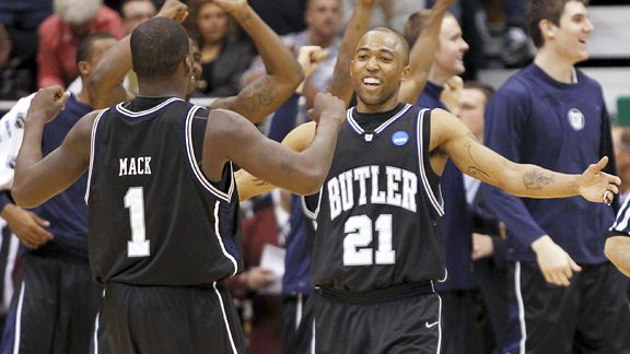 Butler celebration
