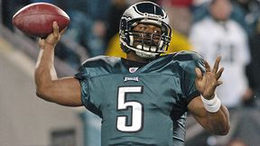 bde97017f Eric Hartline US Presswire Stats says the Eagles don t owe McNabb anything  other than the money left on his contract.
