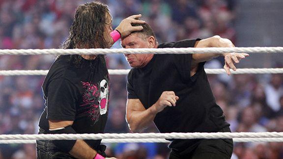 Bret Hart Vs Vince McMahon - Wrestlemania 26 | Wrestling Forum
