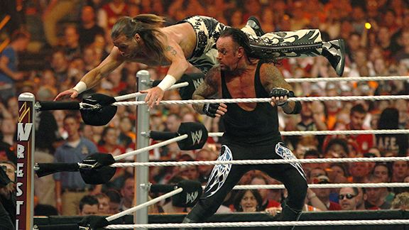 Undertaker, Shawn Michaels