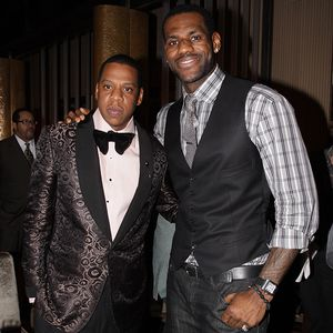 Jay-Z/Lebron James