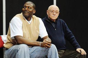 Larry Johnson and Jerry Tarkanian