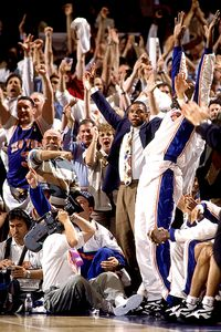 1994 Knicks Celebration