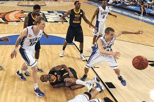 ESPN.com - West Virginia's Butler has sprained knee