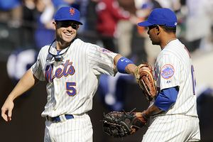 David Wright, Fernando Tatis