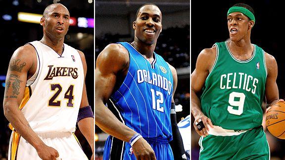 All NBA Defensive Team