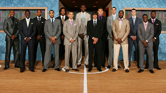 2009 Draft Class