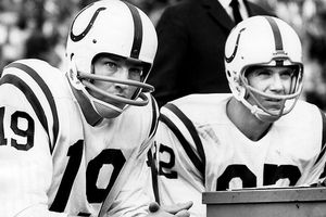 Johnny Unitas/Raymond Berry
