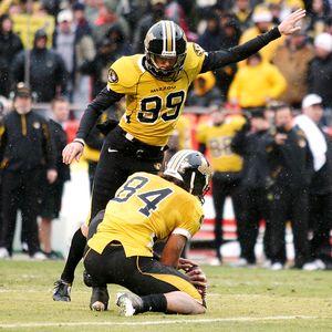 his college kicks, Jeff Wolfert hasn't been able to land an NFL job