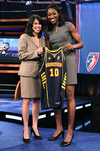 Tina Charles