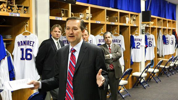 Tom Ricketts Gives Jim Hendry a Vote of Confidence – Sort of