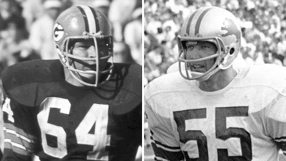 Jerry Kramer and Wayne Walker