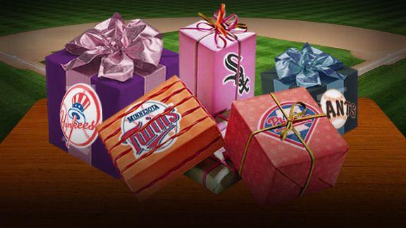 MLB giveaways illustration