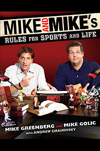 mike and mike book cover
