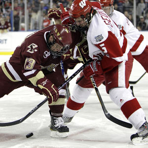 Boston College V. Wisconsin