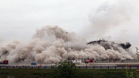 Texas Implosion