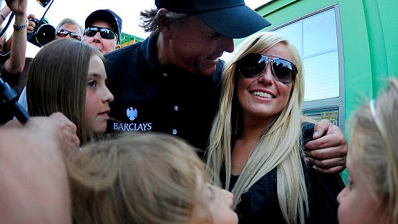 Phil & Amy Mickelson