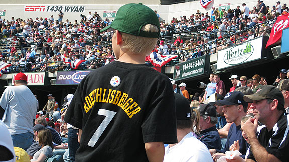 Roethlisberger Fan