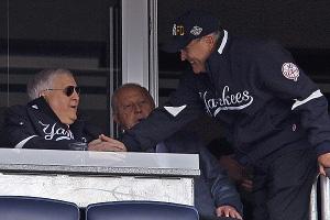 Rudy Giuliani & George Steinbrenner