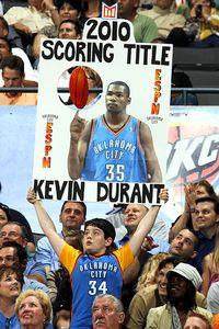 Kevin Durant Fan