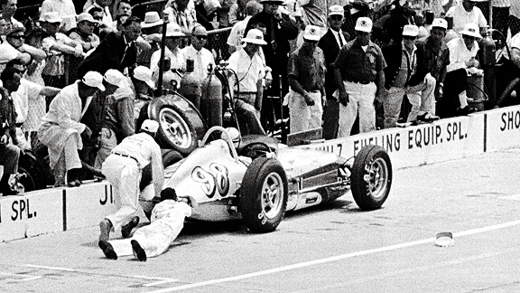 "How Many Laps In Indy 500 >> Mario Andretti called Parnelli Jones ""the greatest driver of his era"" - ESPN"